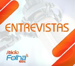 ENTREVISTA BOLSONARO FOLHA FM - Rádio Folha - 100.3 FM