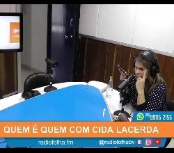 QUEM É QUEM - Rádio Folha - 100.3 FM